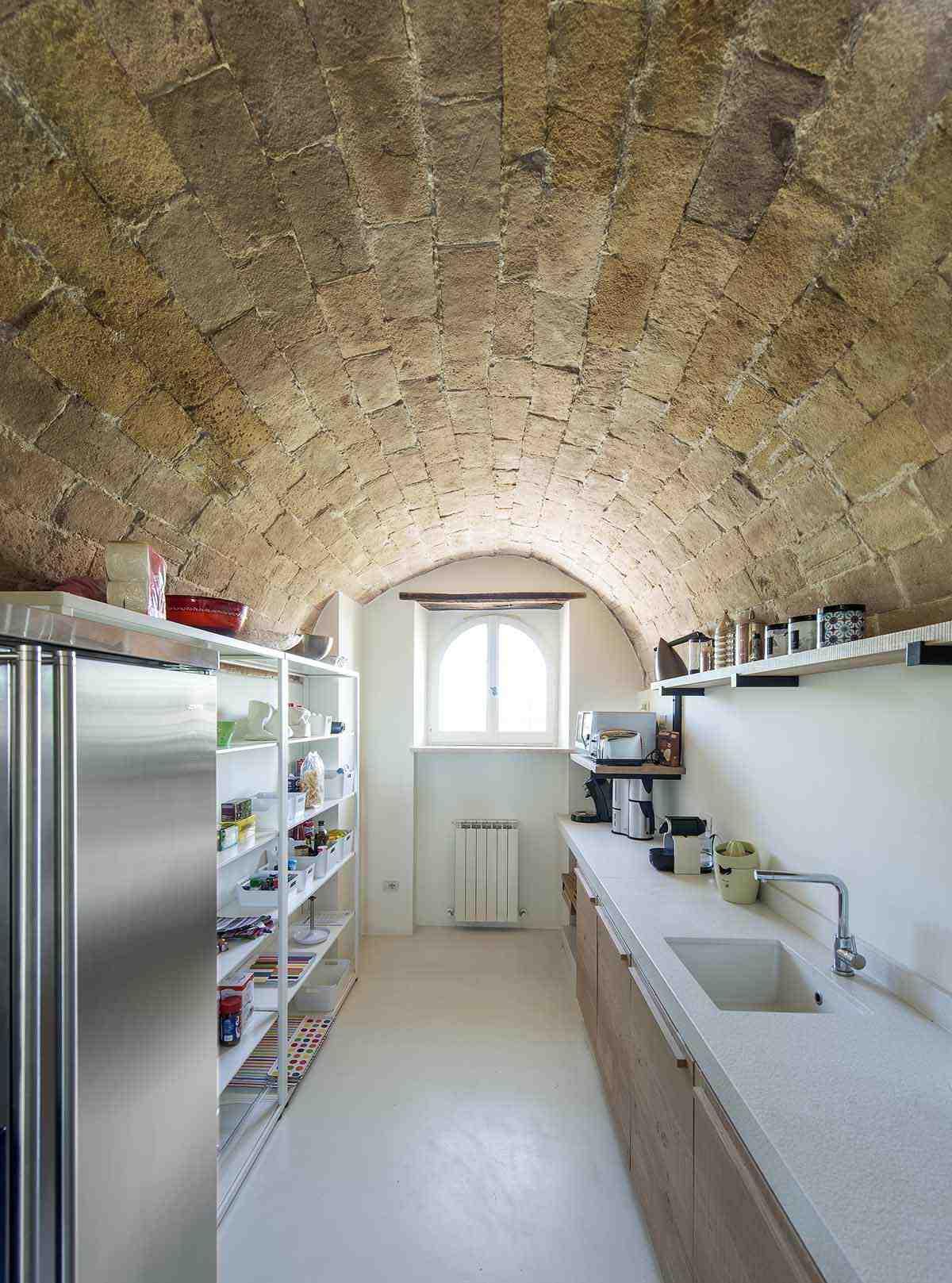 Camattei design vakantiehuis vakantiehuizen designvilla met design keuken italië Marche
